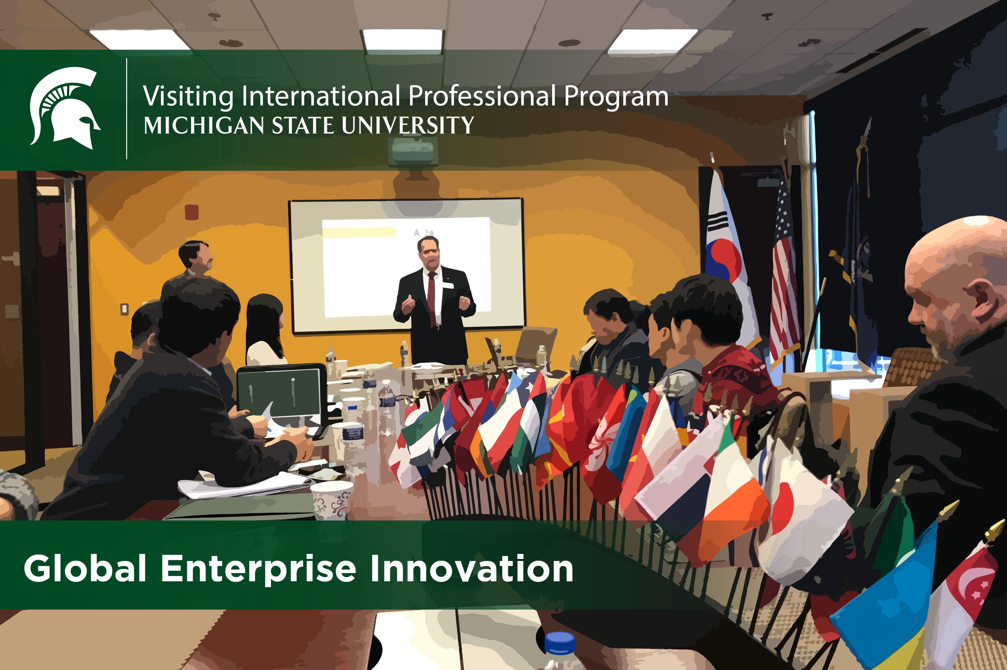 Visiting International Professional Program Global Summer School