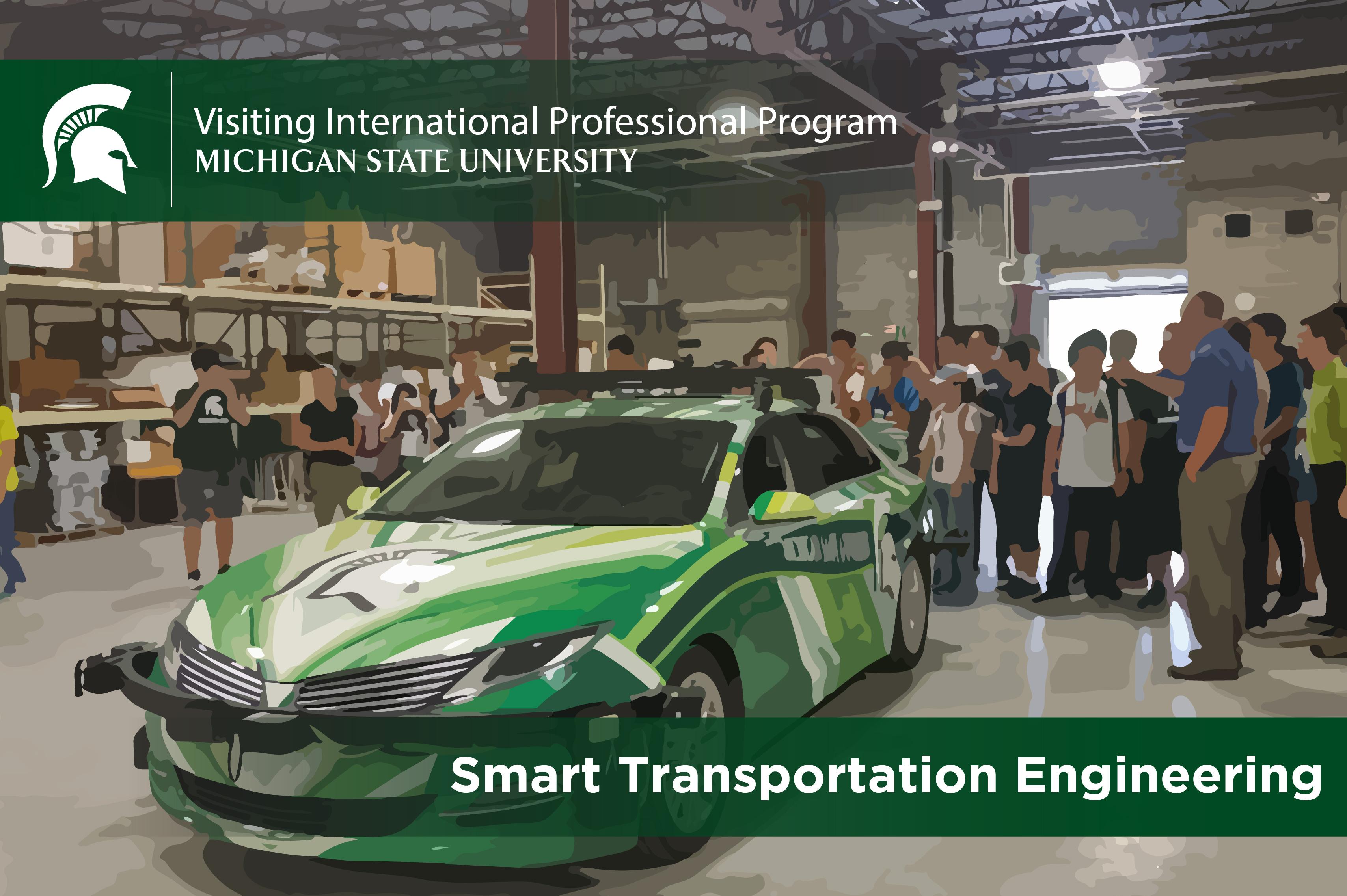 Smart Transportation Engineering